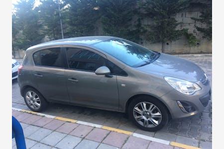 Kiralık Opel Corsa , İstanbul Beylikdüzü