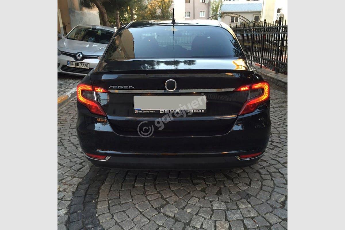 Fiat Egea Beyoğlu Kiralık Araç 7. Fotoğraf