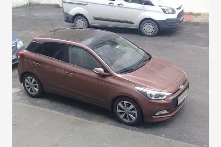 Kiralık Hyundai i20 2018 , İstanbul Gaziosmanpaşa
