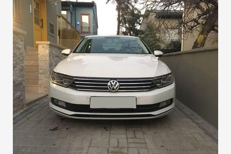 Kiralık Volkswagen Passat 2017 , İstanbul Sarıyer
