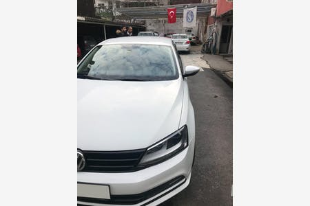 Kiralık Volkswagen Jetta 2015 , İstanbul Sarıyer