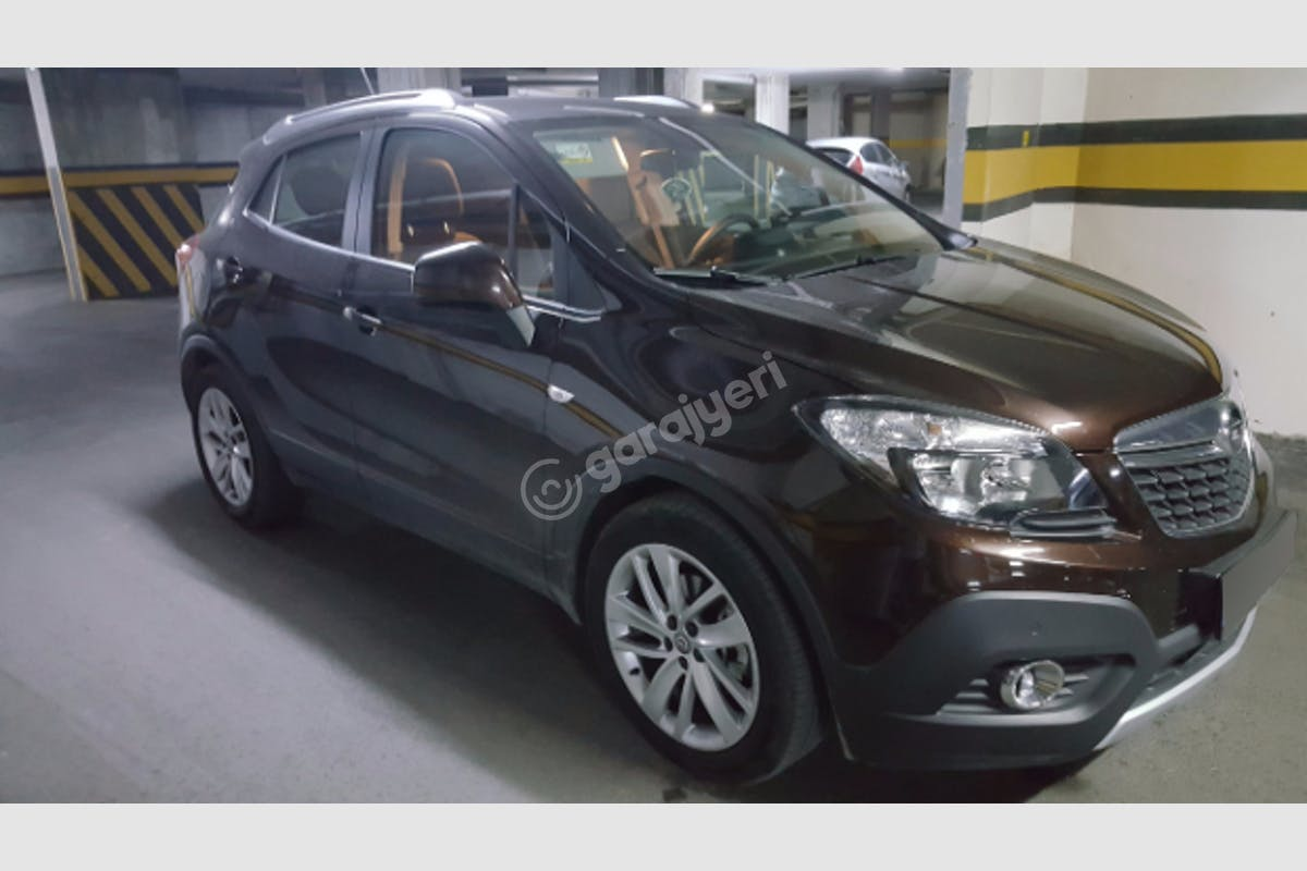 Opel Mokka Eyüp Kiralık Araç 1. Fotoğraf
