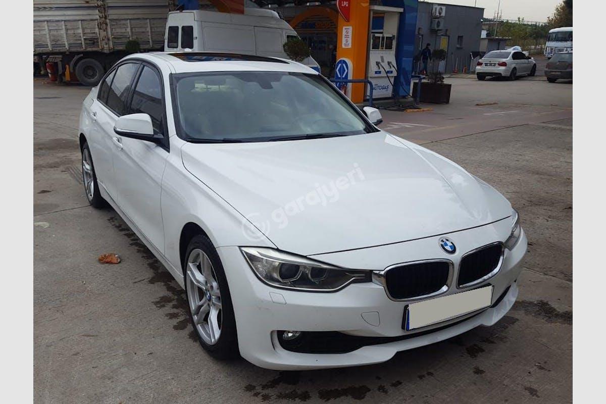 BMW 3 Ataşehir Kiralık Araç 1. Fotoğraf