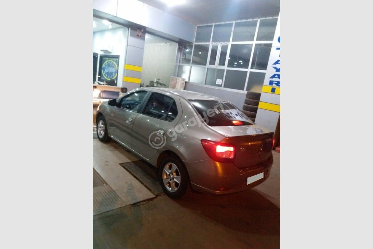 Renault Symbol Konak Kiralık Araç 2. Fotoğraf