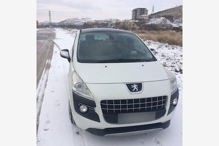 Kiralık Peugeot 3008 , Ankara Keçiören