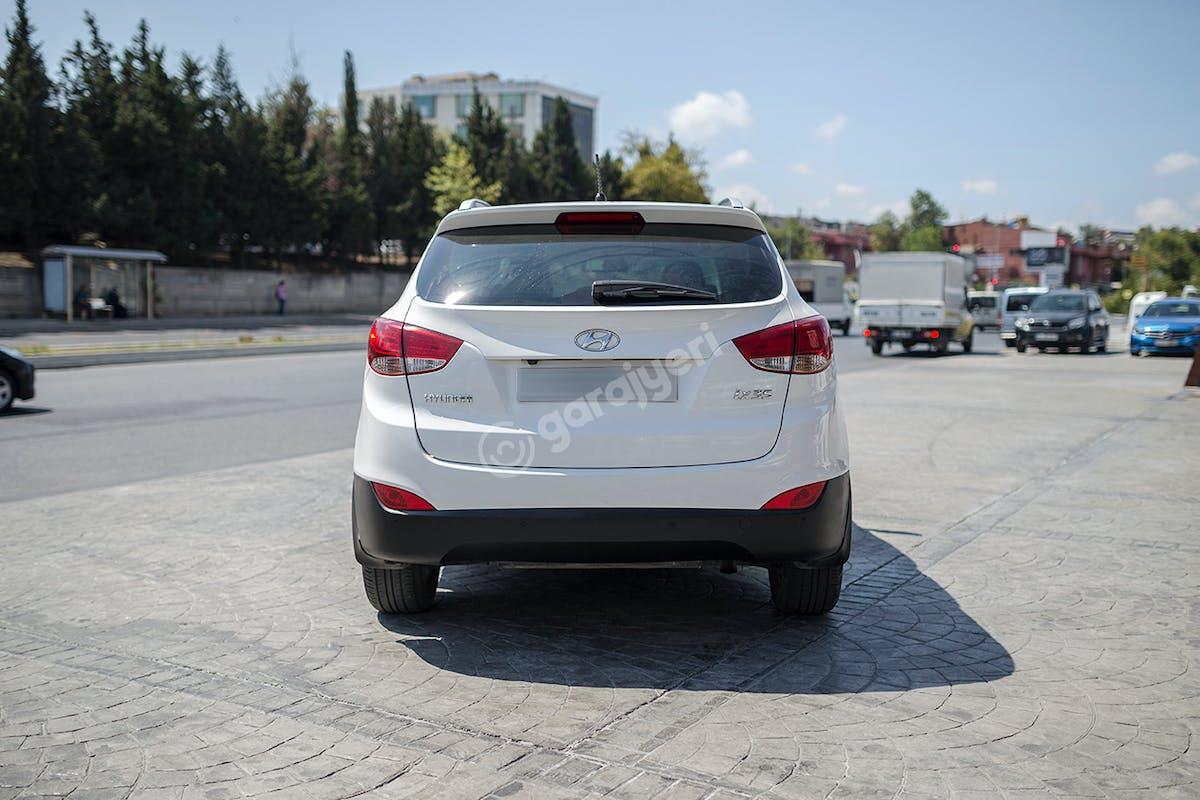 Hyundai ix35 Bakırköy Kiralık Araç 6. Fotoğraf
