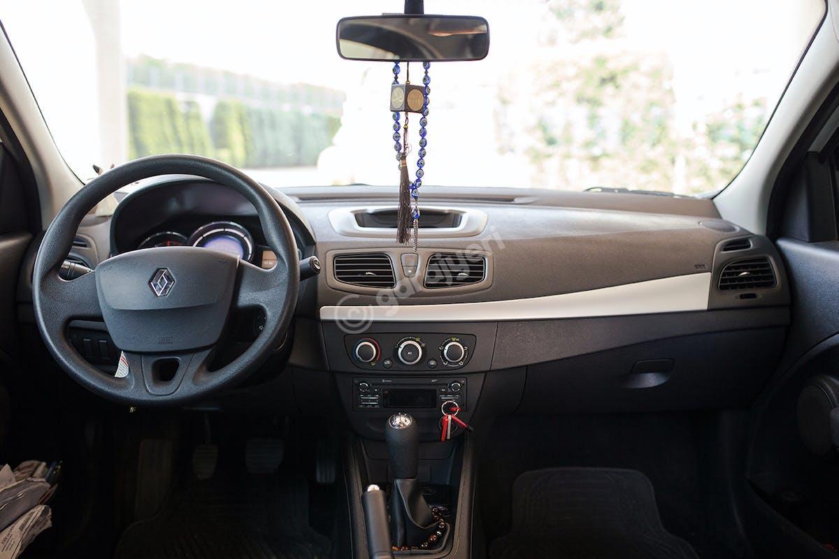 Renault Fluence Maltepe Kiralık Araç 8. Fotoğraf