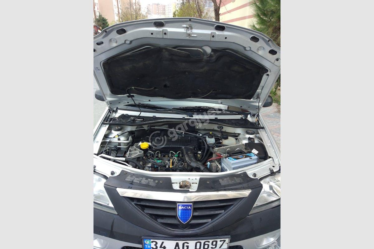 Dacia Logan MCV Bağcılar Kiralık Araç 8. Fotoğraf