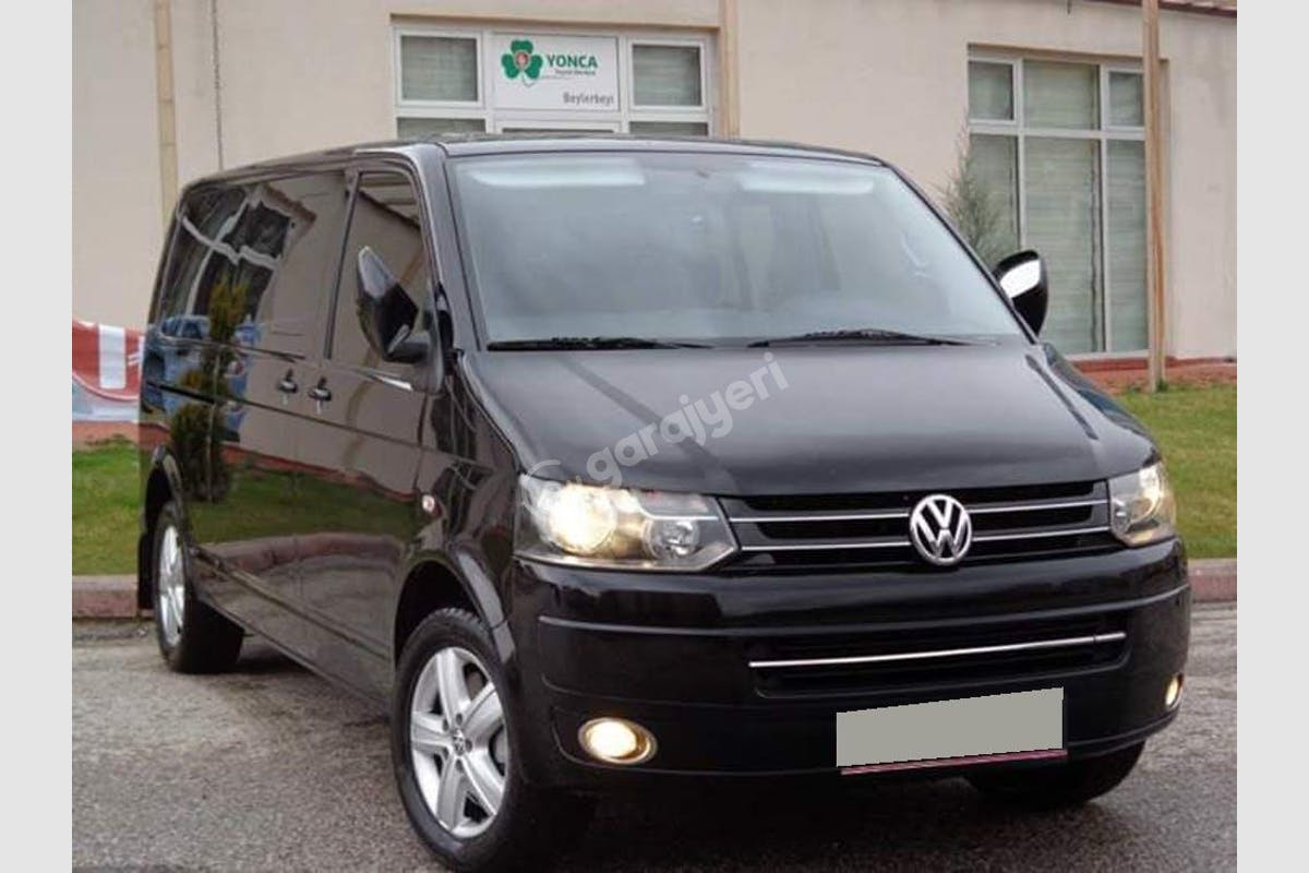 Volkswagen Caravelle Keçiören Kiralık Araç 3. Fotoğraf