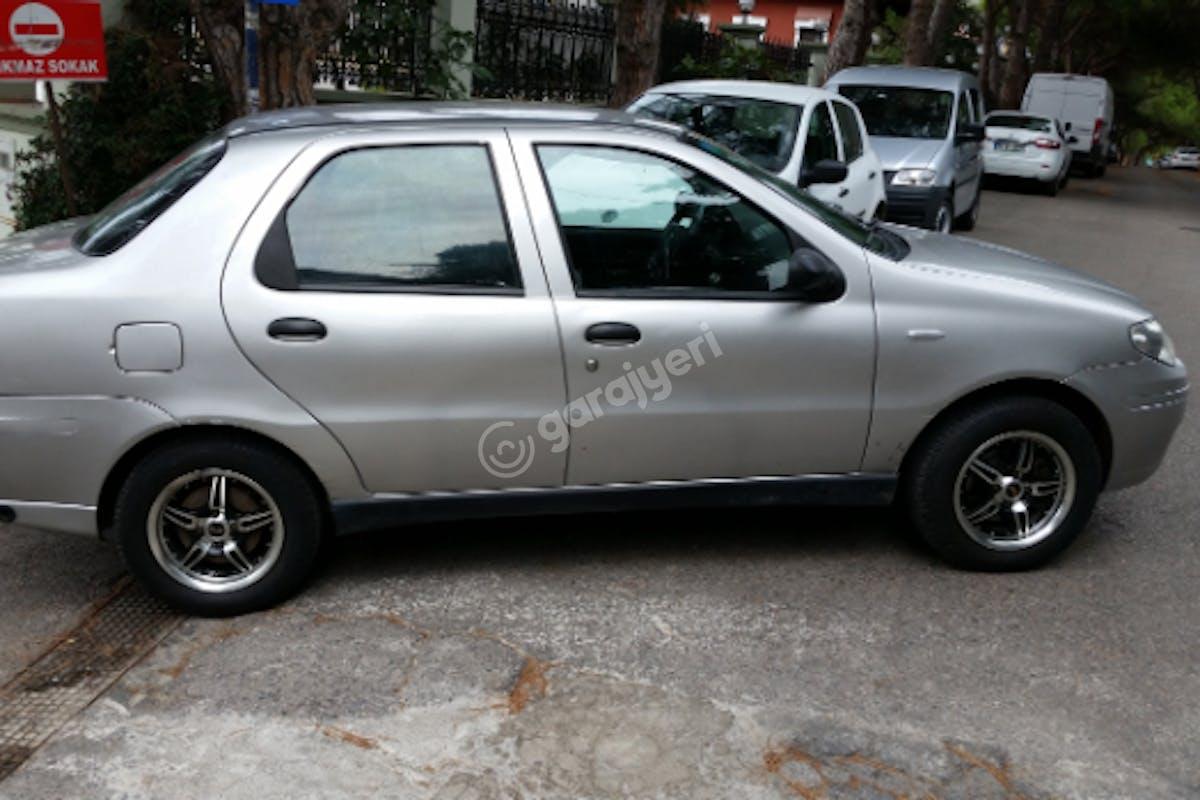 Fiat Albea Üsküdar Kiralık Araç 2. Fotoğraf