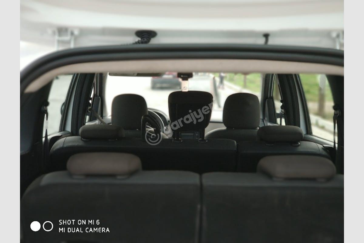 Dacia Lodgy Pendik Kiralık Araç 6. Fotoğraf