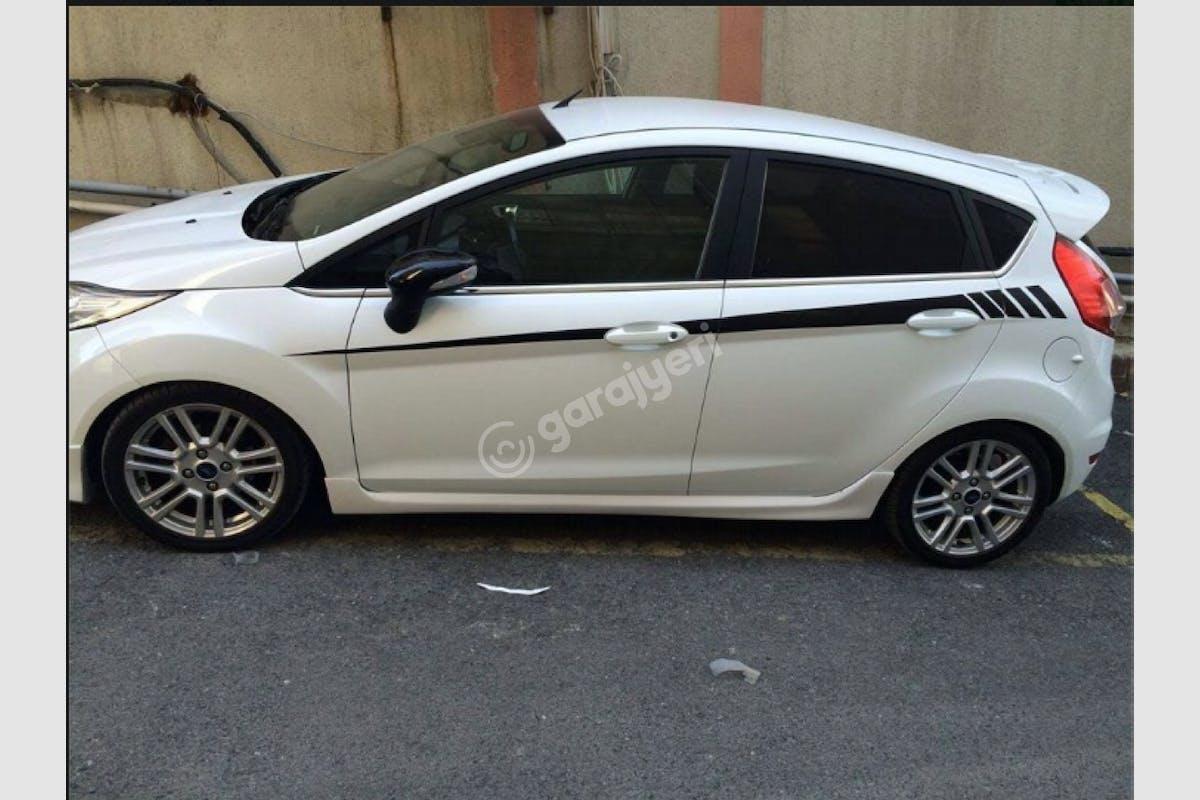 Ford Fiesta Beşiktaş Kiralık Araç 1. Fotoğraf
