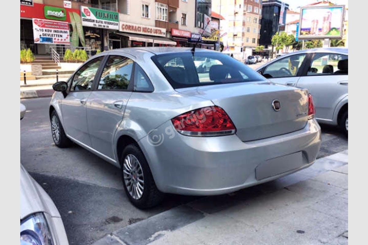 Fiat Linea Pendik Kiralık Araç 6. Fotoğraf