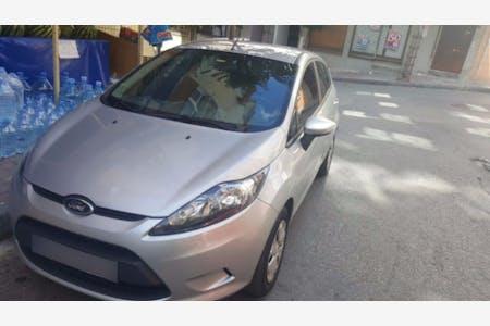 Ford Fiesta İstanbul Gaziosmanpaşa Kiralık Araç