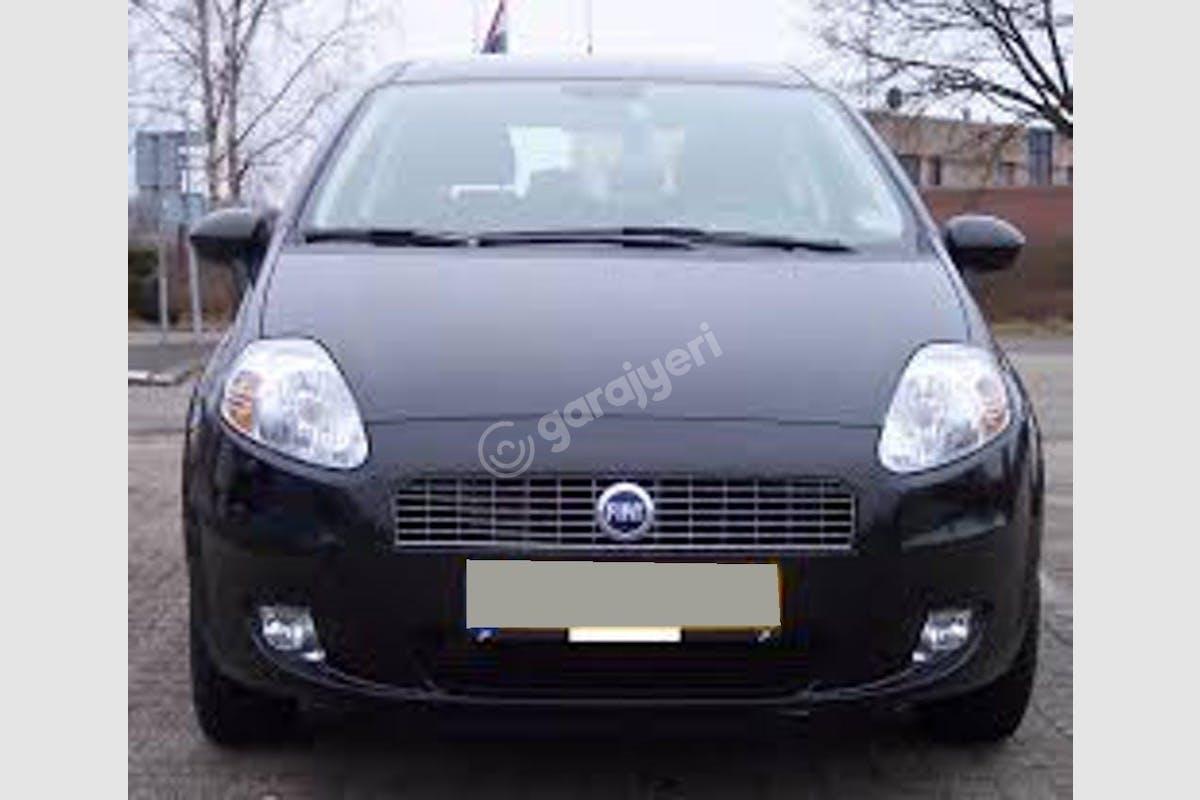 Fiat Punto İlkadım Kiralık Araç 1. Fotoğraf