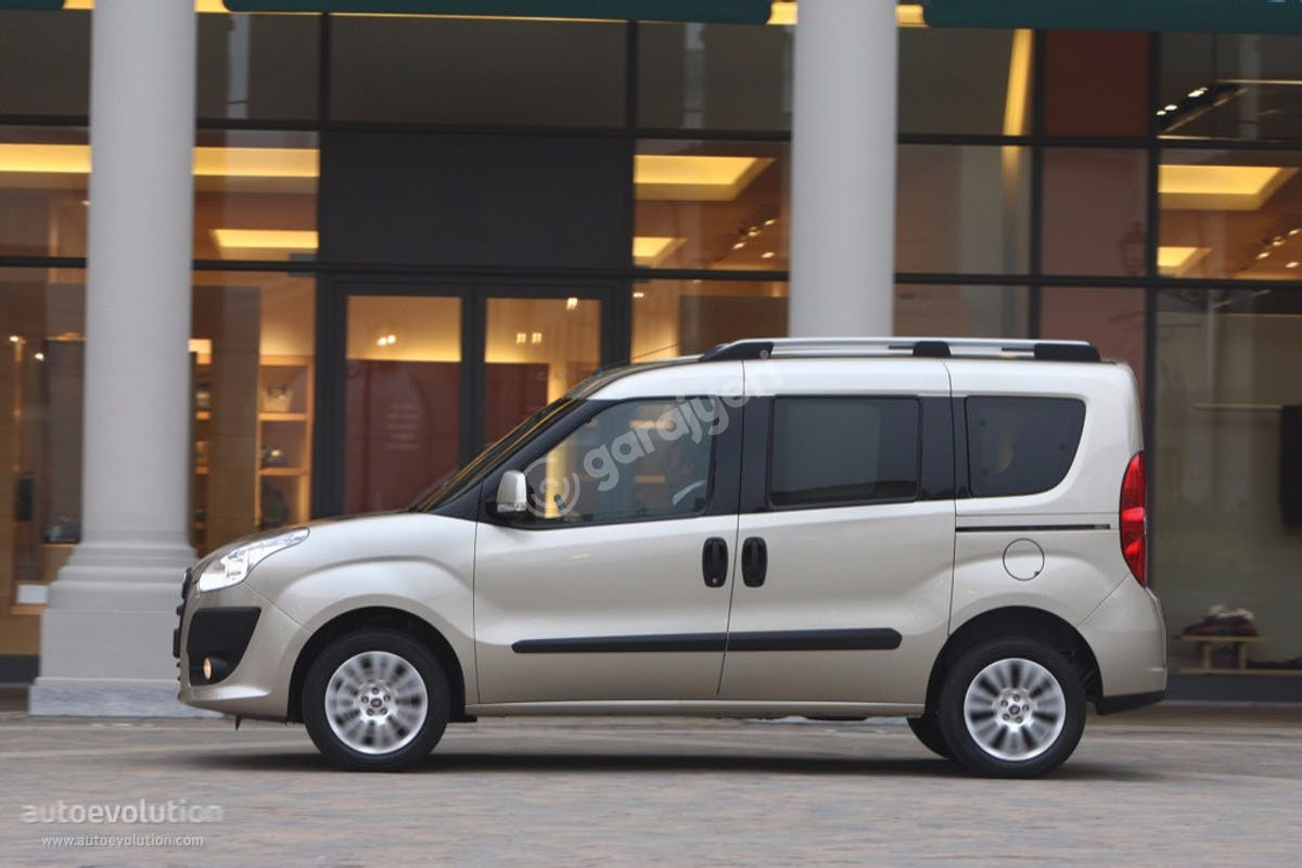 Fiat Doblo Ümraniye Kiralık Araç 1. Fotoğraf