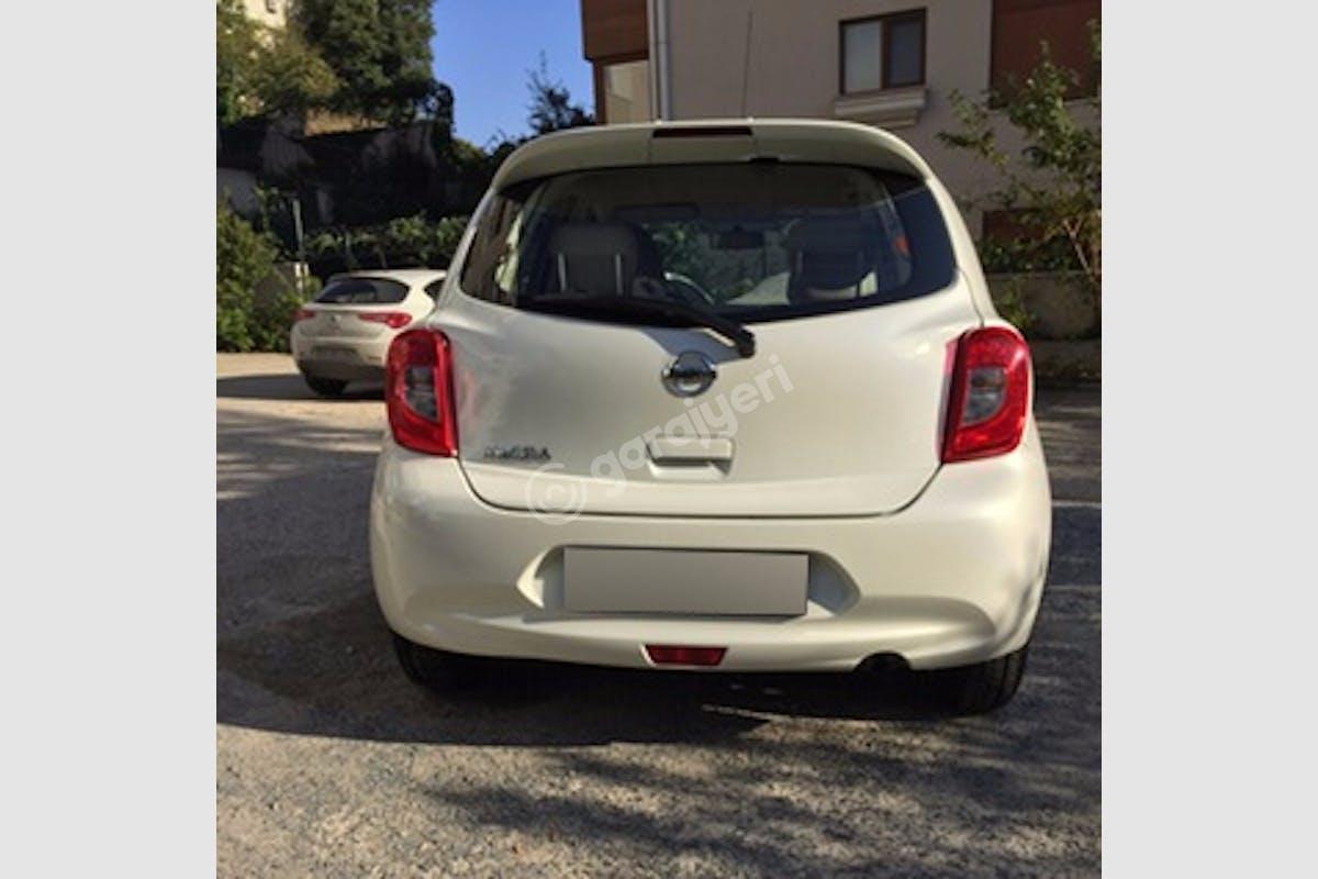 Nissan Micra Beşiktaş Kiralık Araç 7. Fotoğraf