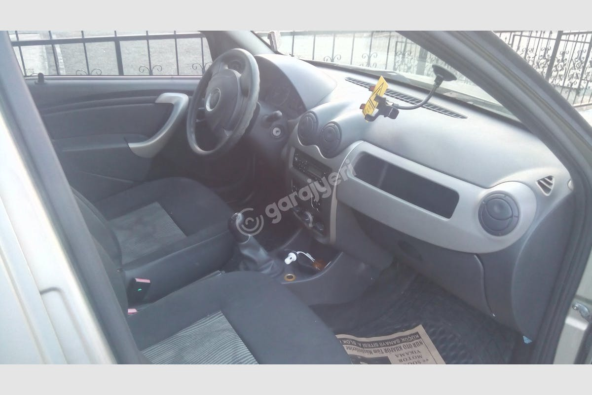 Dacia Sandero Koyulhisar Kiralık Araç 2. Fotoğraf