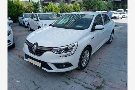 Kiralık Renault Megane 2017 , İstanbul Şişli