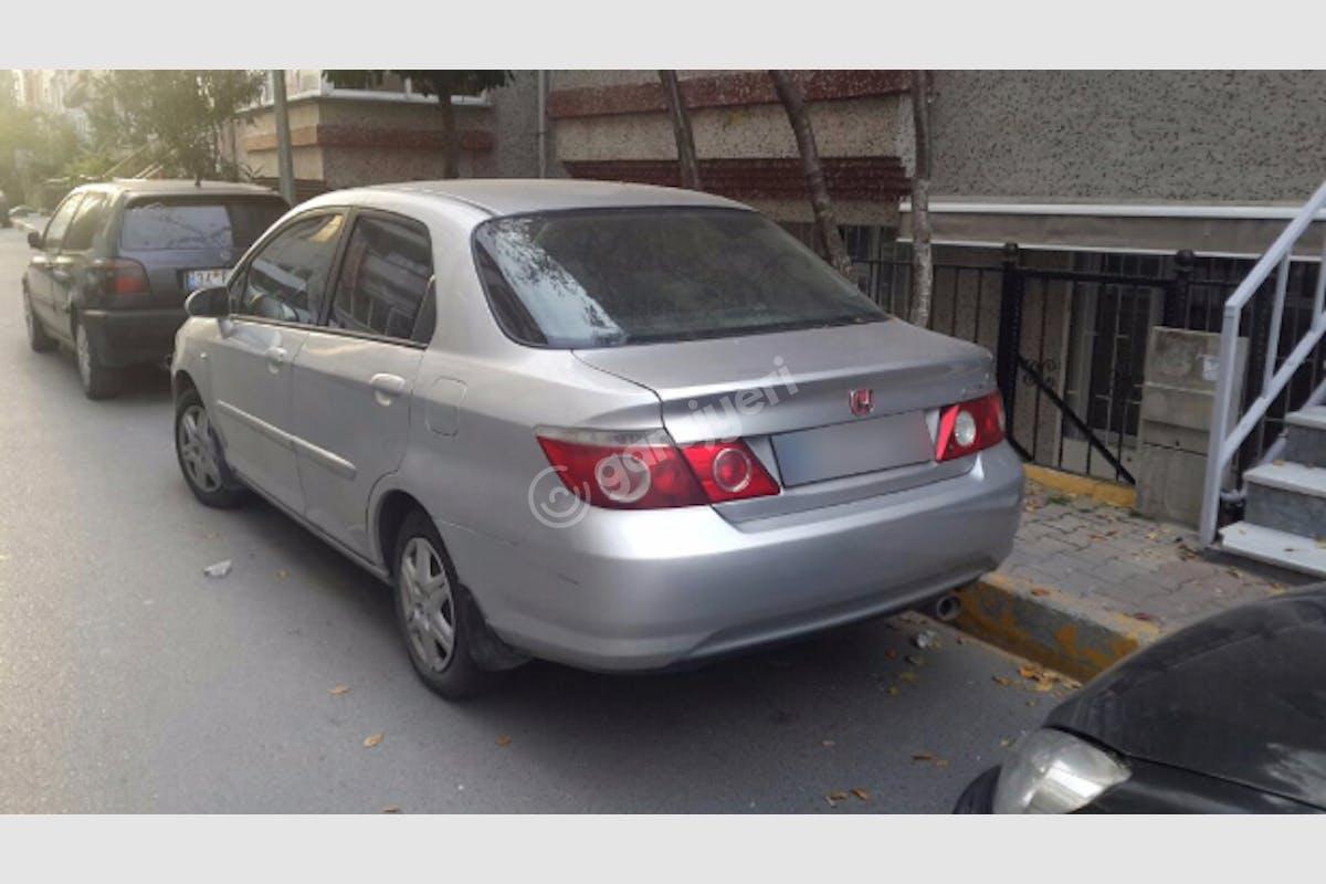 Honda City Eyüp Kiralık Araç 3. Fotoğraf