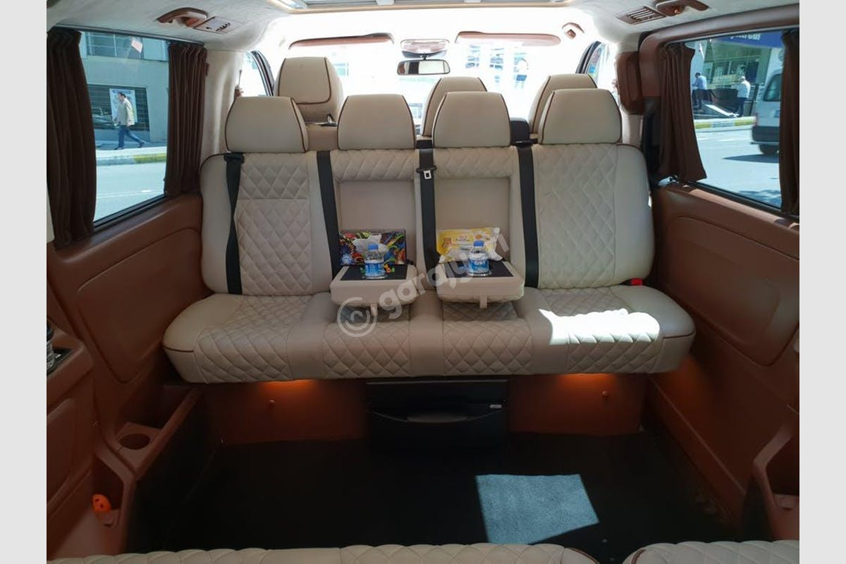 Mercedes - Benz Vito Gaziosmanpaşa Kiralık Araç 1. Fotoğraf