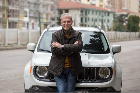 Kiralık Jeep Renegade , İstanbul Kadıköy