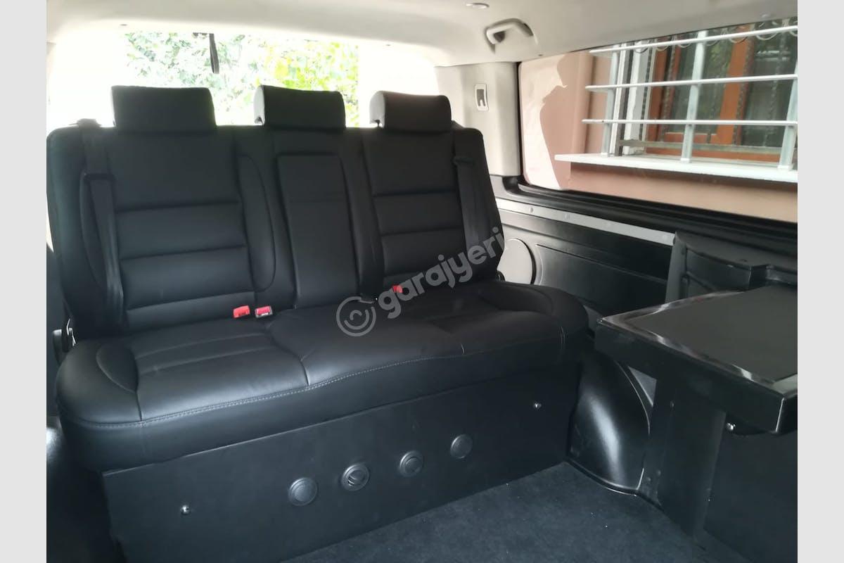Volkswagen Caravelle Kartal Kiralık Araç 2. Fotoğraf