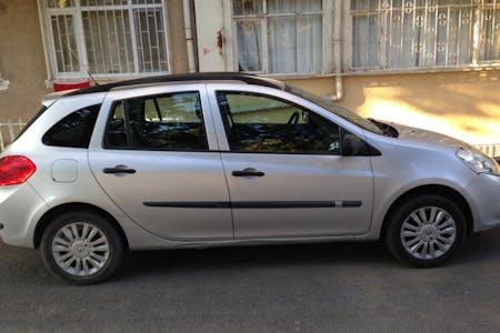 Kiralık Renault Clio , İstanbul Ümraniye