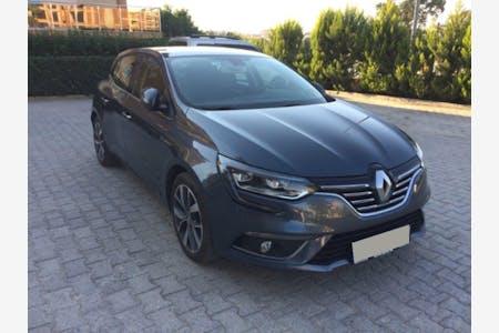 Kiralık Renault Megane 2017 , Bursa Osmangazi