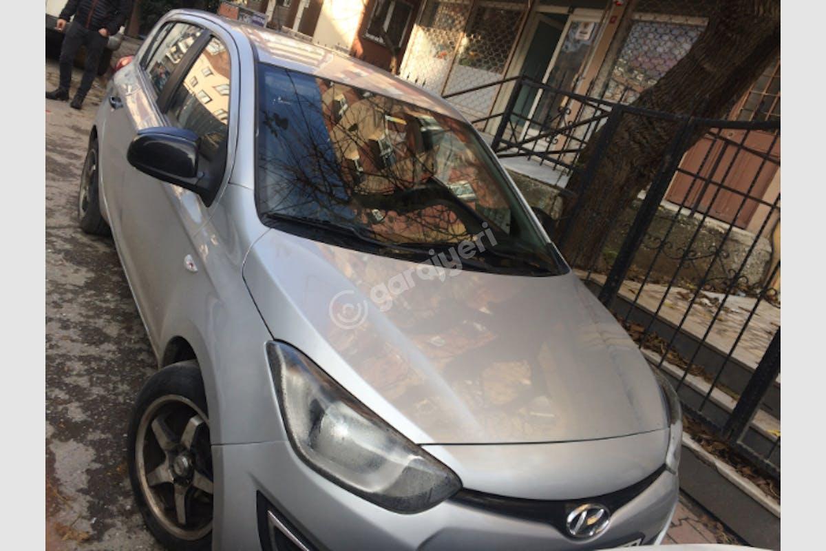 Hyundai i20 Ümraniye Kiralık Araç 4. Fotoğraf