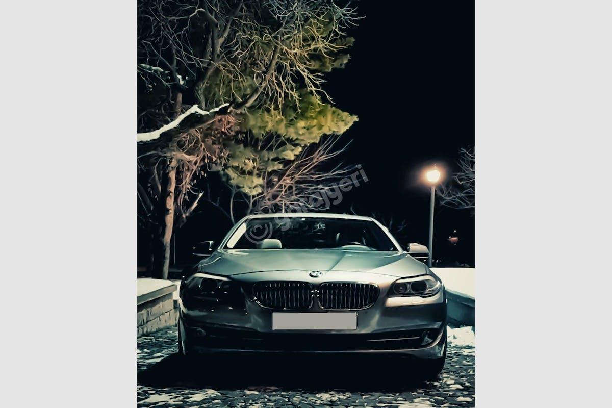 BMW 5 Talas Kiralık Araç 2. Fotoğraf