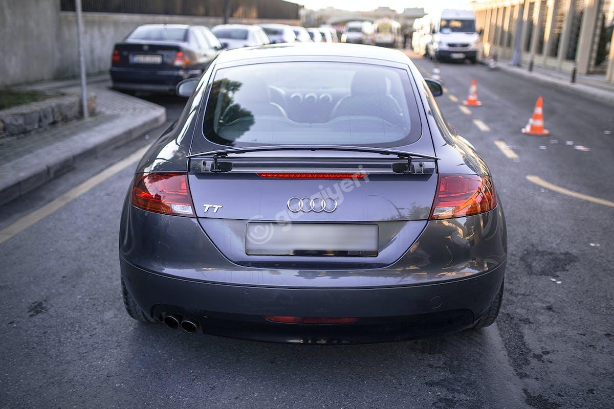 Audi TT Üsküdar Kiralık Araç 6. Fotoğraf