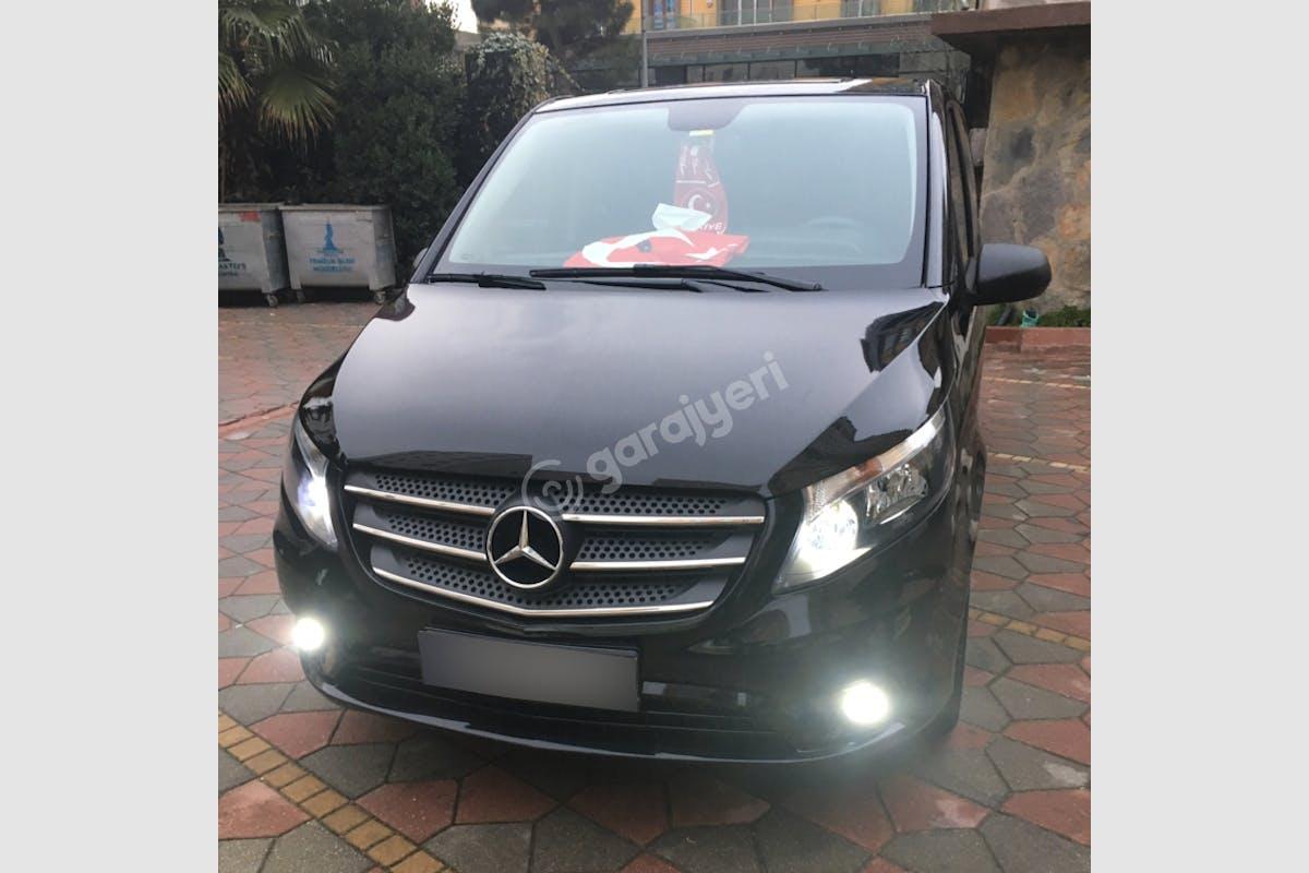 Mercedes - Benz Vito Pendik Kiralık Araç 3. Fotoğraf