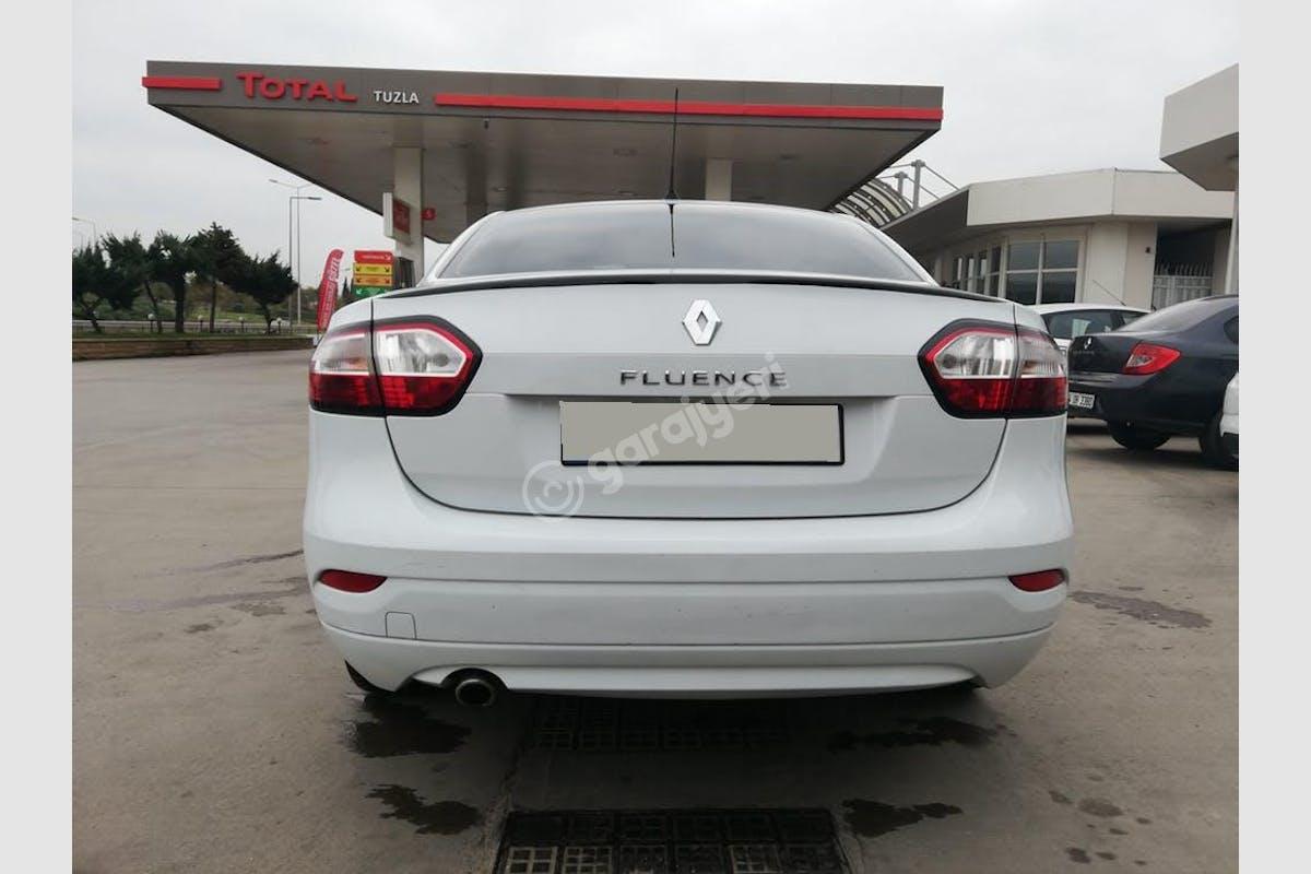 Renault Fluence Tuzla Kiralık Araç 4. Fotoğraf