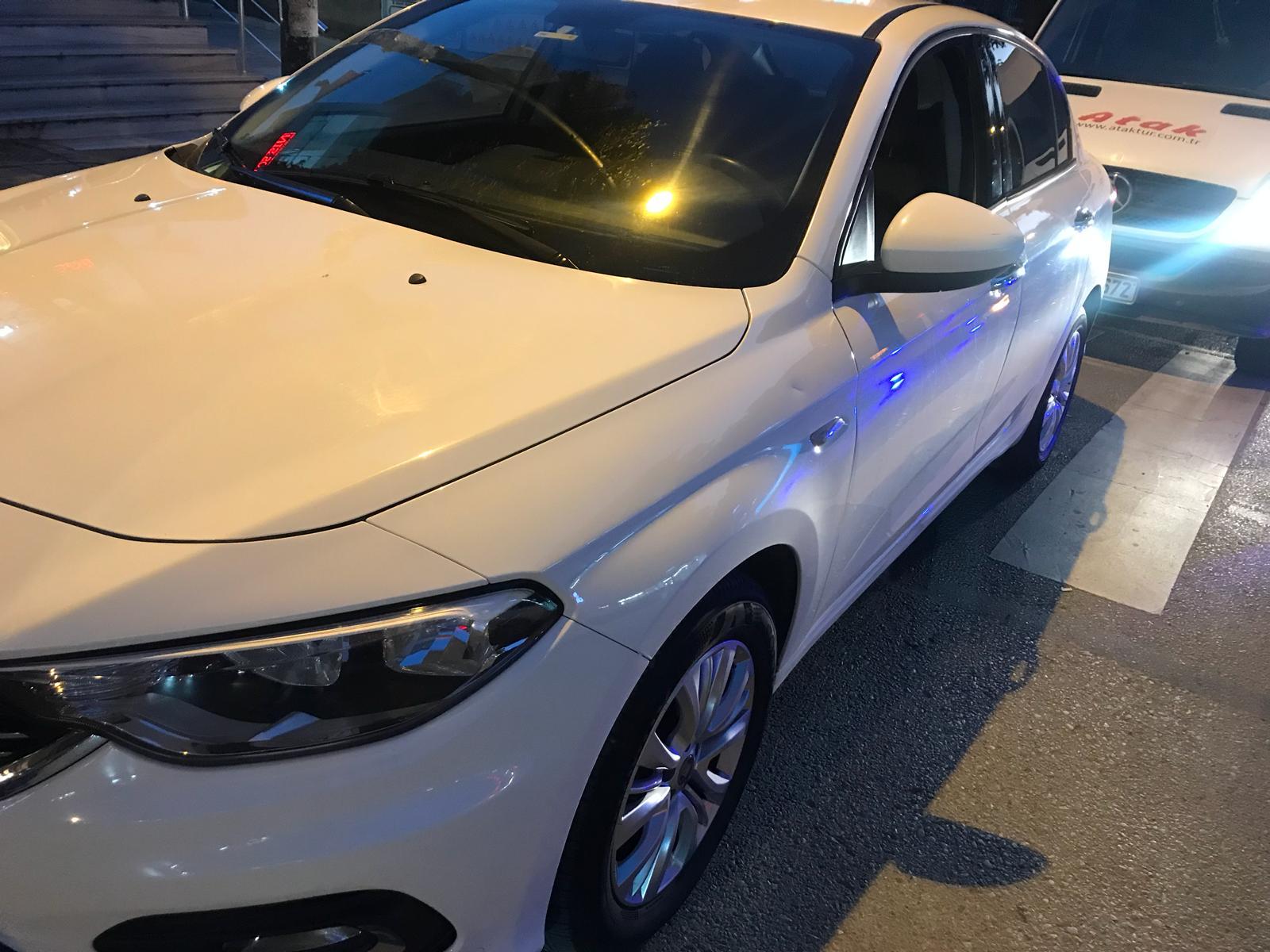 FIAT Egea 2016 Model Dizel Manuel Vites Kiralik Araç - 8A2F