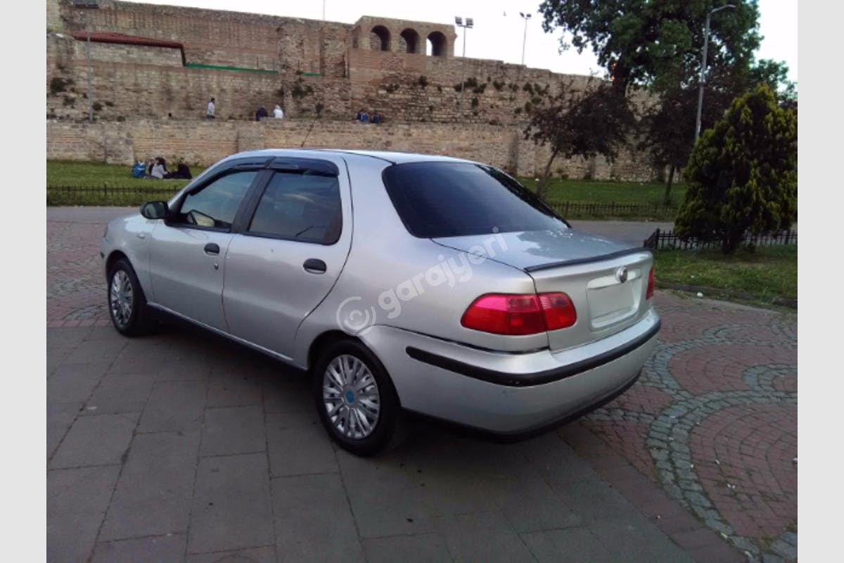 Fiat Albea Fatih Kiralık Araç 4. Fotoğraf