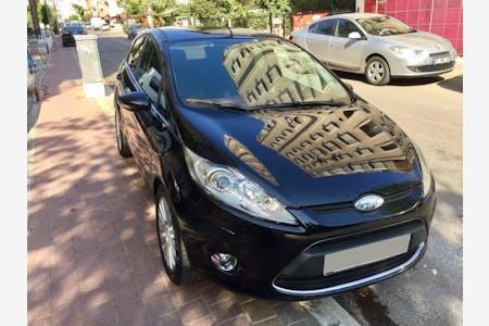 Kiralık Ford Fiesta , Antalya Muratpaşa