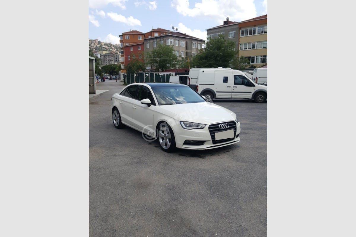 Audi A3 Sedan Kadıköy Kiralık Araç 1. Fotoğraf
