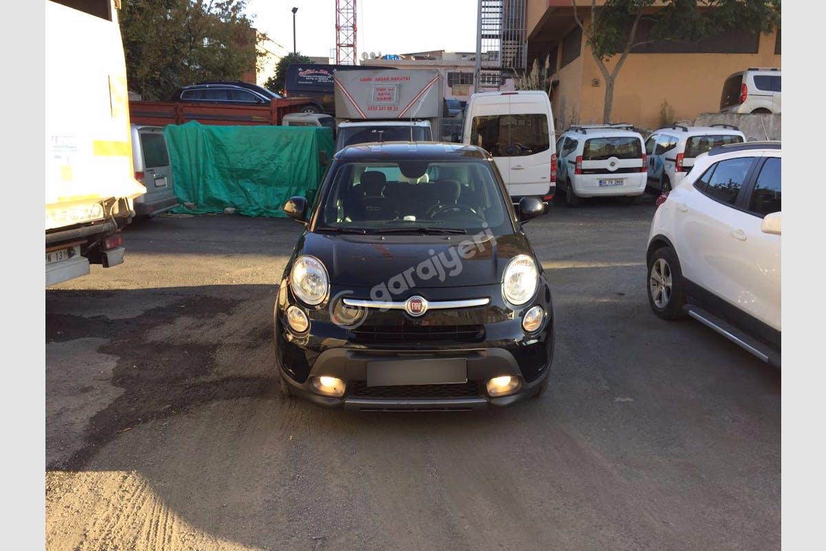 Fiat 500l Bayrampaşa Kiralık Araç 2. Fotoğraf