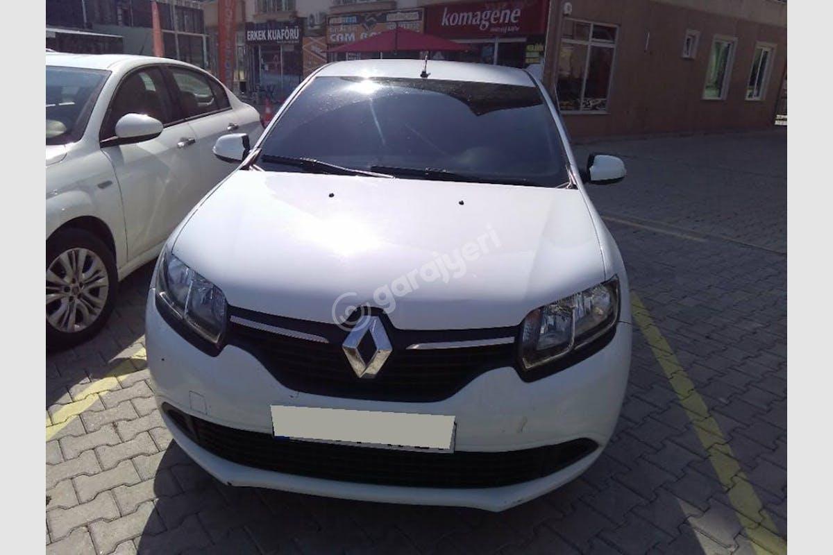 Renault Symbol Nilüfer Kiralık Araç 2. Fotoğraf