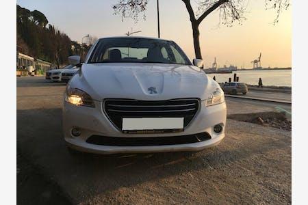 Kiralık Peugeot 301 , İstanbul Üsküdar
