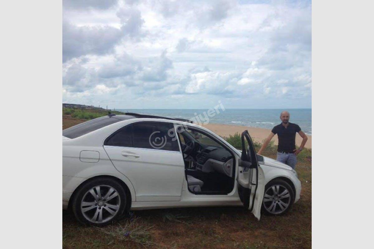 Mercedes - Benz C Kocasinan Kiralık Araç 2. Fotoğraf