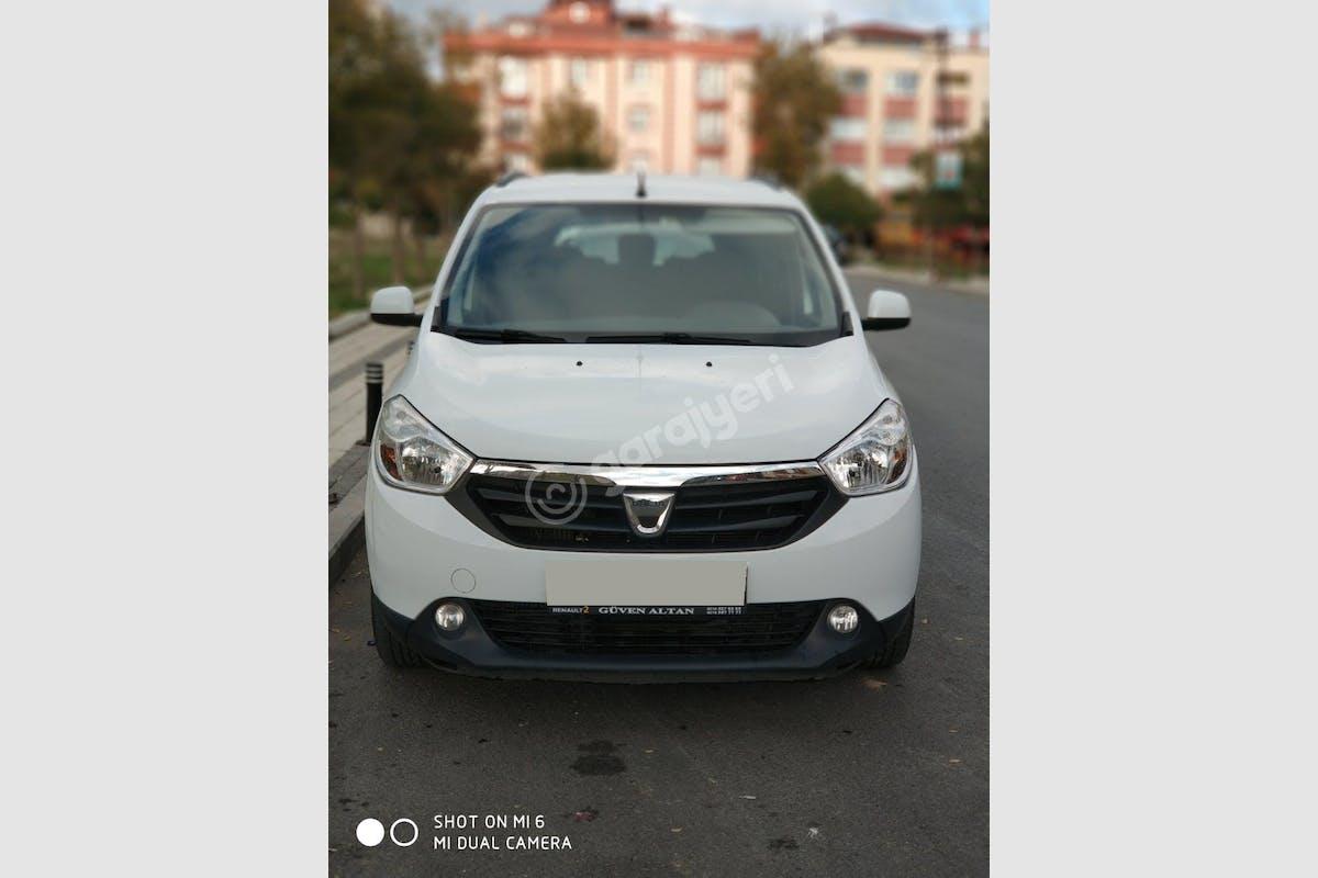 Dacia Lodgy Pendik Kiralık Araç 5. Fotoğraf