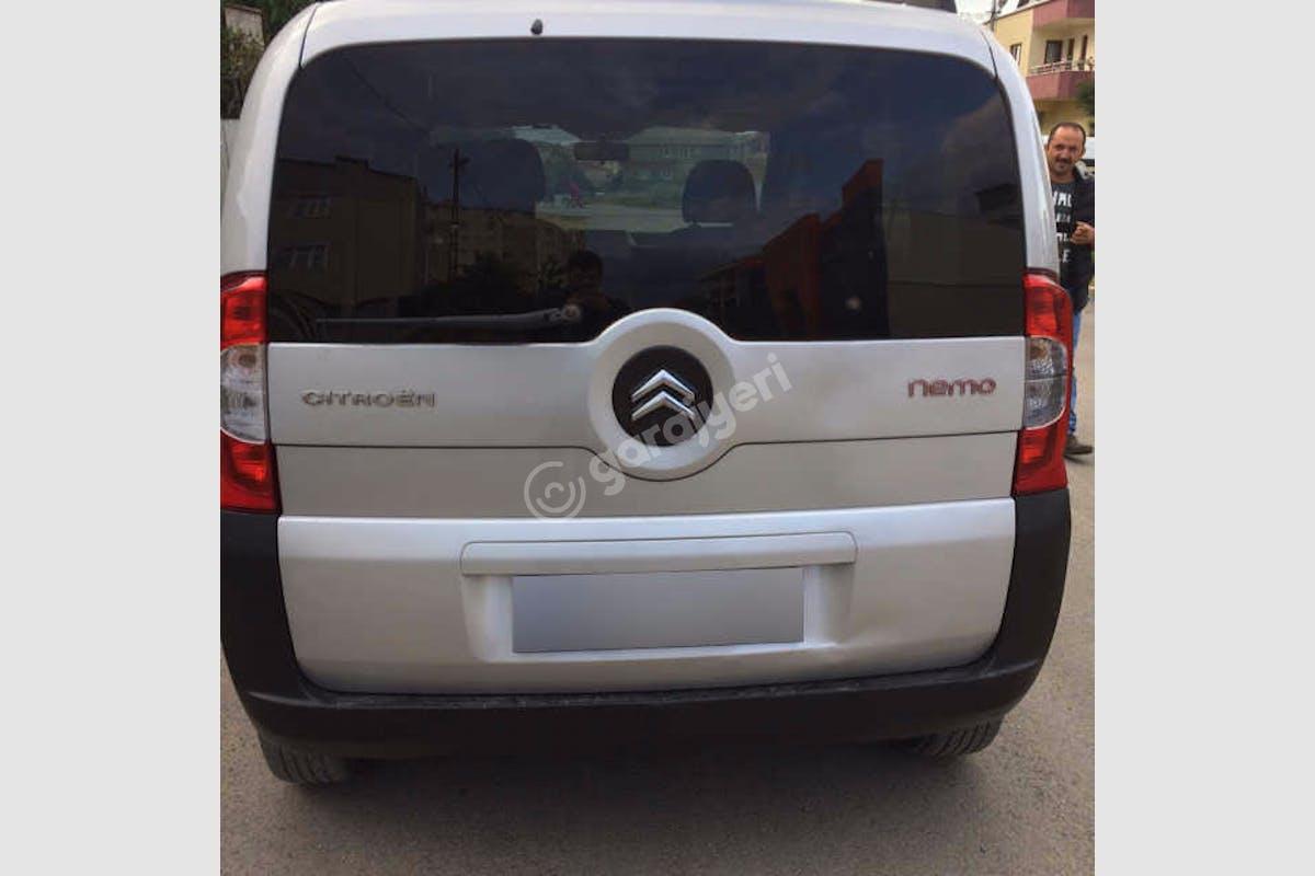 Citroën Nemo Kartal Kiralık Araç 5. Fotoğraf