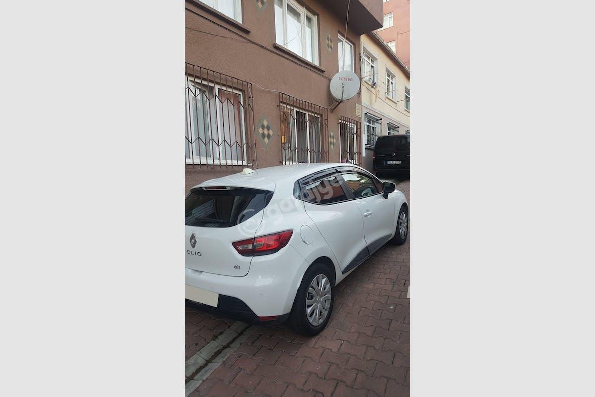 Renault Clio Beşiktaş Kiralık Araç 1. Fotoğraf