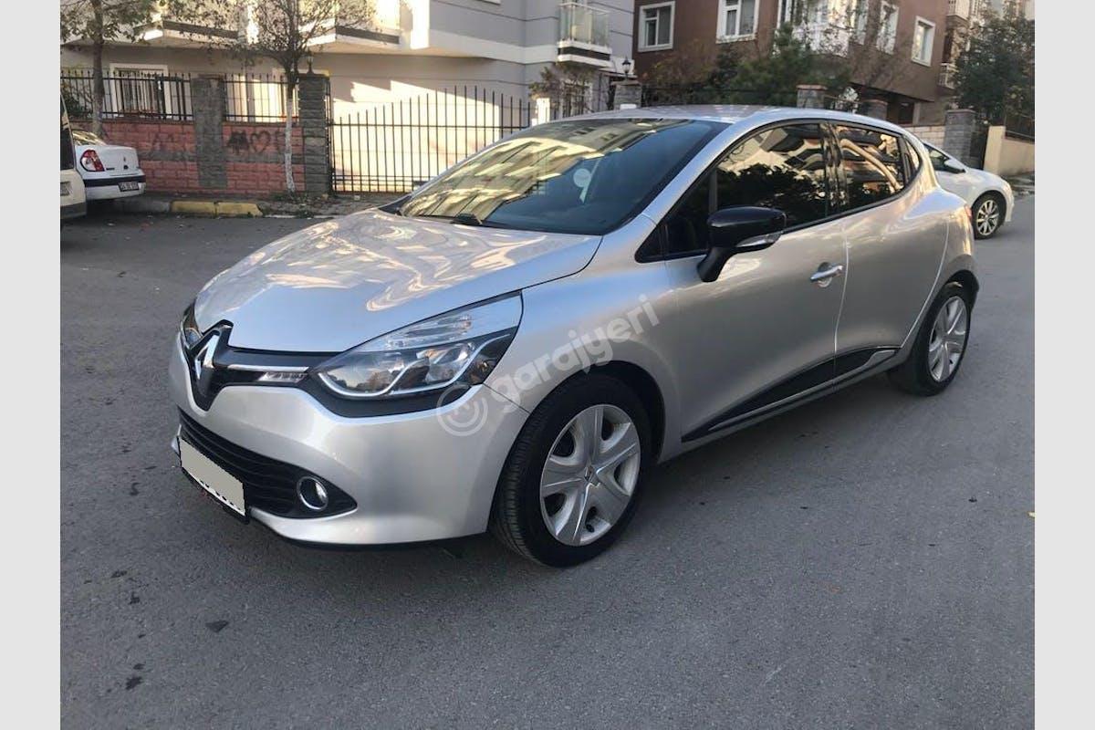 Renault Clio Pendik Kiralık Araç 1. Fotoğraf