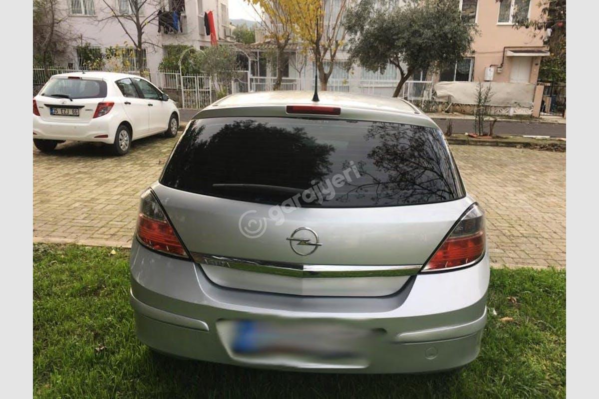 Opel Astra Sancaktepe Kiralık Araç 2. Fotoğraf