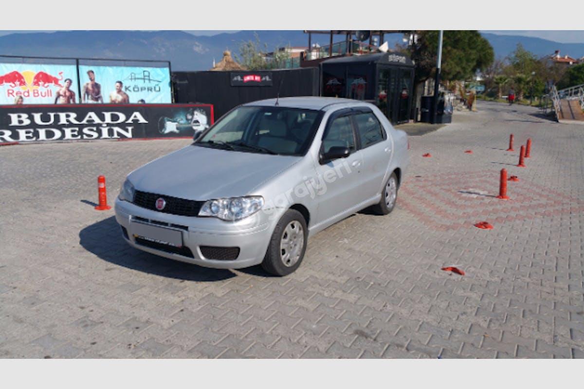 Fiat Albea Edremit Kiralık Araç 4. Fotoğraf