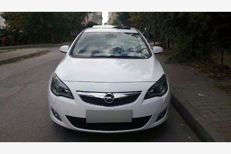 Opel Astra İstanbul Beylikdüzü Kiralık Araç