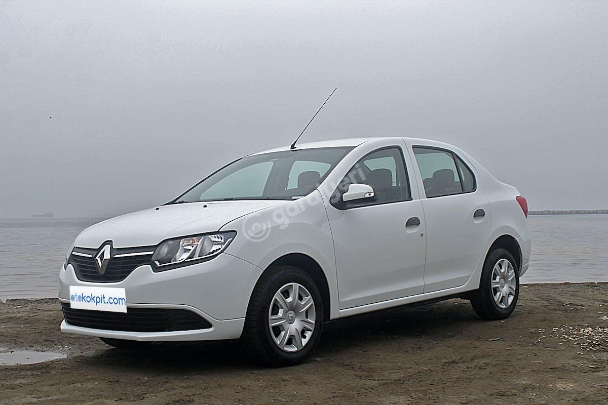 Renault Symbol Derince Kiralık Araç 1. Fotoğraf